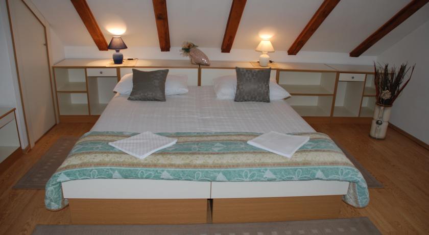 Chambre double appartement Viskovic Hvar