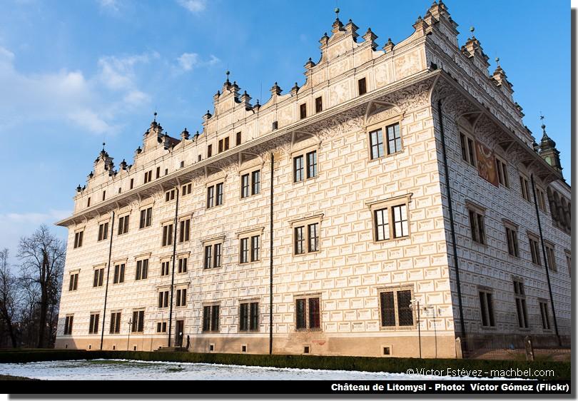Chateau de Litomysl