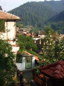 Chiroka laka en Bulgarie centrale