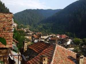Chiroka laka toits des maisons