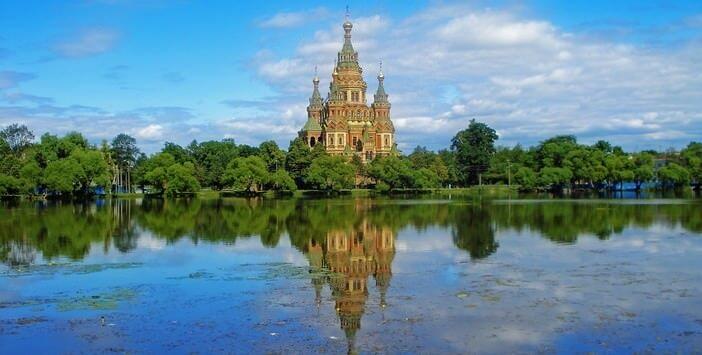 De Moscou à Saint-Pétersbourg : la Russie au fil de l'eau…