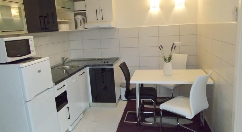 Cuisine Appartement Viskovic  Hvar