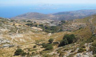 cyclades naxos mont zeus