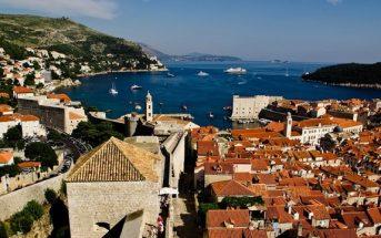 Dubrovnik ville fortifiée