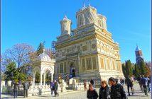Eglise curtea de arges Roumanie