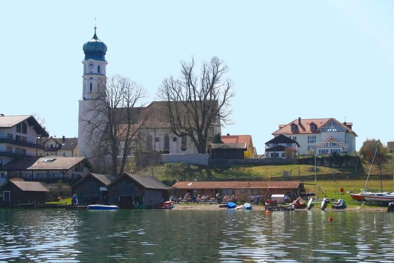 Un week end de p ques munich et excursion au lac starnberg ideoz voyages - Office de tourisme munich ...