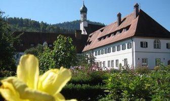 Fussen monastère franciscain