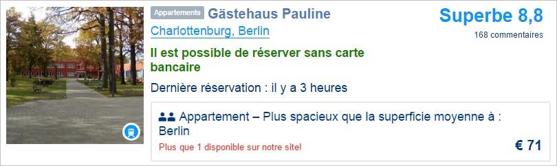 gasthaus pauline berlin