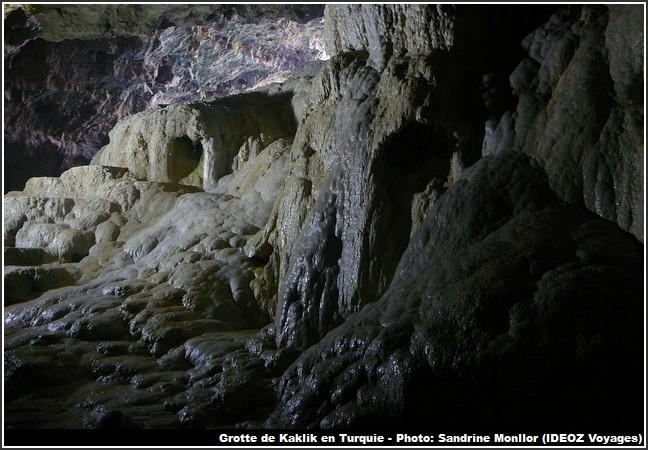 Geologie grotte Kaklik