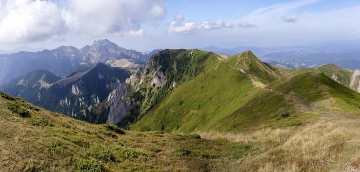 Pension Valea Graiului dans la vallée de Sirnea en Transylvanie 1