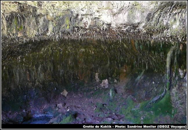 Grotte Kaklik Turquie boue