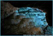 Grotte Kaklik lumiere bleue