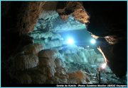 Grotte Kaklik lumieres