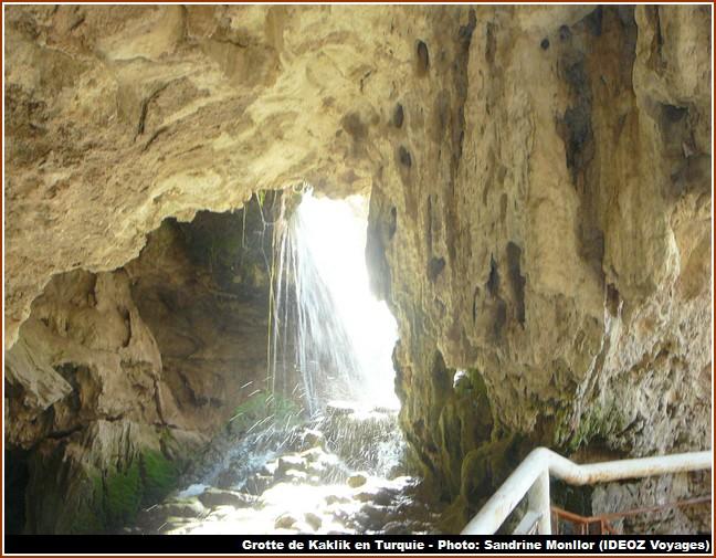 Grotte de Kaklik Pamukkale
