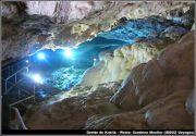 Grotte kaklik formations geologiques
