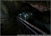 Grotte kaklik obscurite