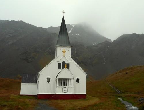 Grytviken chapelle lutherienne