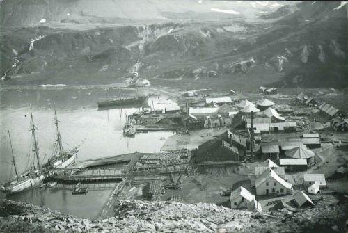 Grytviken en 1925