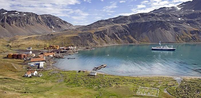 Grytviken, la cité du massacre des baleines en Géorgie du sud
