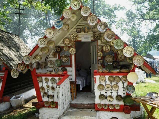 Horezu céramique traditionnelle