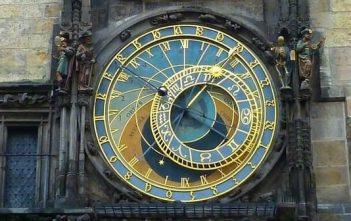Horloge astronomique à Prague