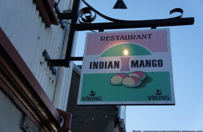 Indian mango Reykjavik