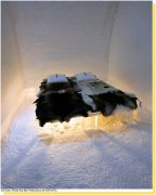 Ishotell Jukkasjarvi chambre Hotel de glace