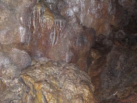 Jewel Cave NM intérieur de la grotte