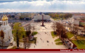 Kaliningrad russie