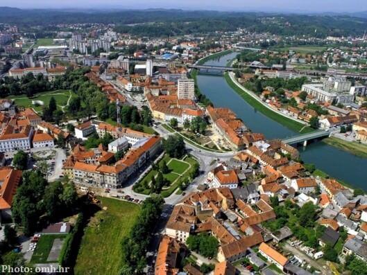Karlovac rivière Korona