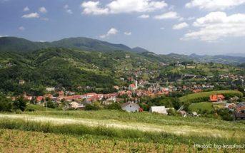 Krapina Zagorje Croatie Centrale