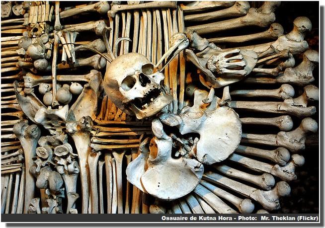 Kutna Hora ossuaire