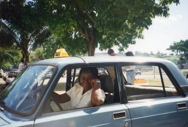 la havane femme taxi
