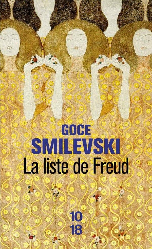 La liste de Freud de Goce Smilevski