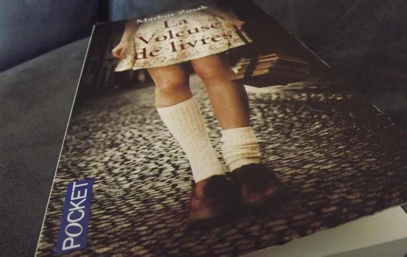 La voleuse de livres Markus Zusak