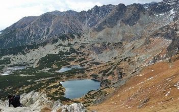 Lac parc national des Tatras