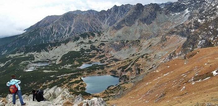 Lac parc national des Tatras