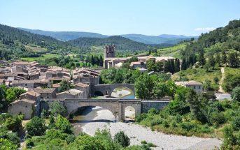 Lagrasse un des plus beaux villages de l'Aude
