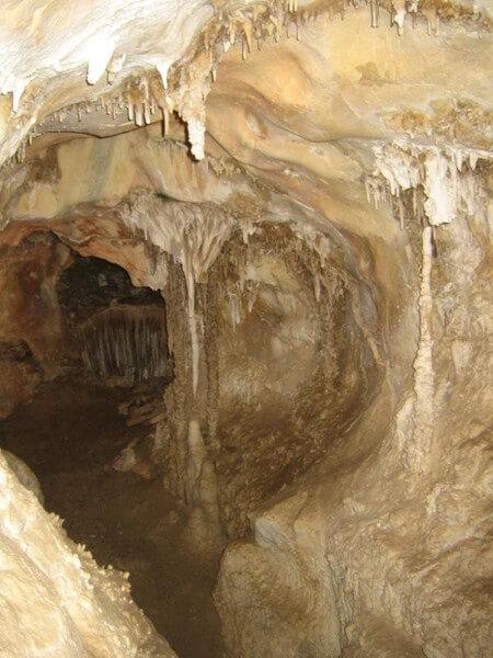 Lehman Caves grotte