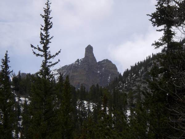 Lehman Caves montagnes