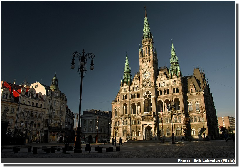 Liberec Mairie