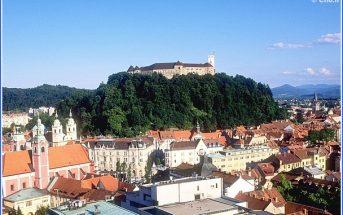 Ljubljana capitale de la Slovenie