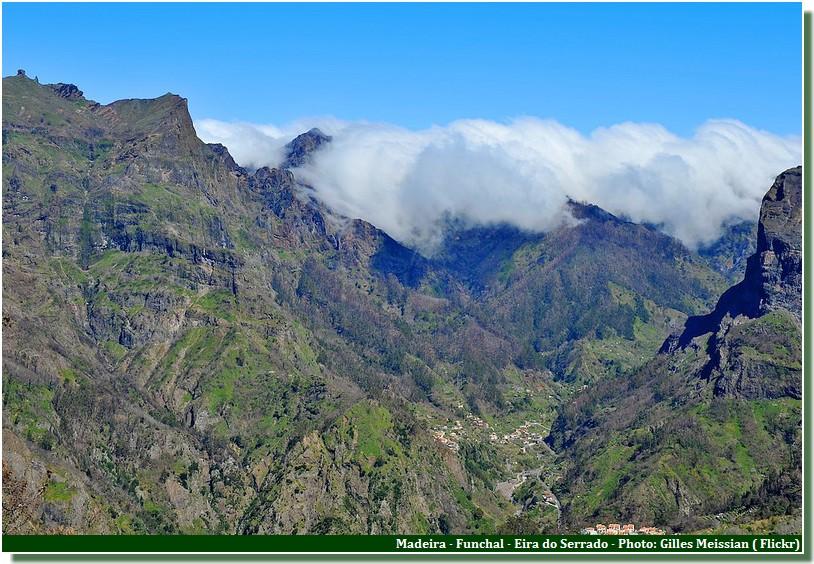 Madeira Funchal - Eira do Serrado