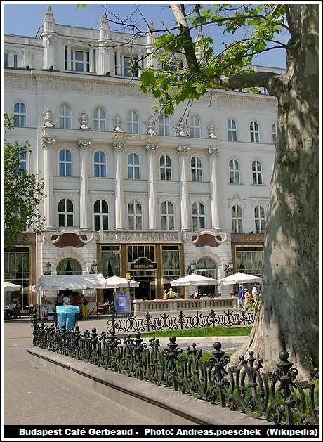 Maison Gerbeaud Budapest