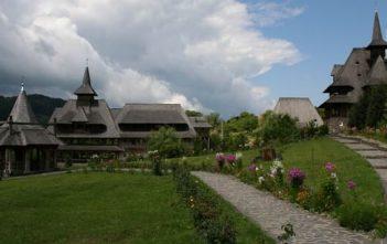 Maramures Monastère Barsana