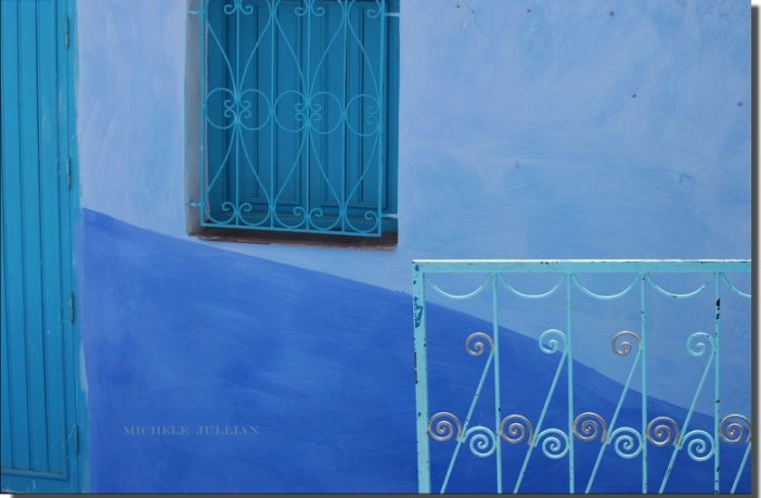 Maroc fenetre