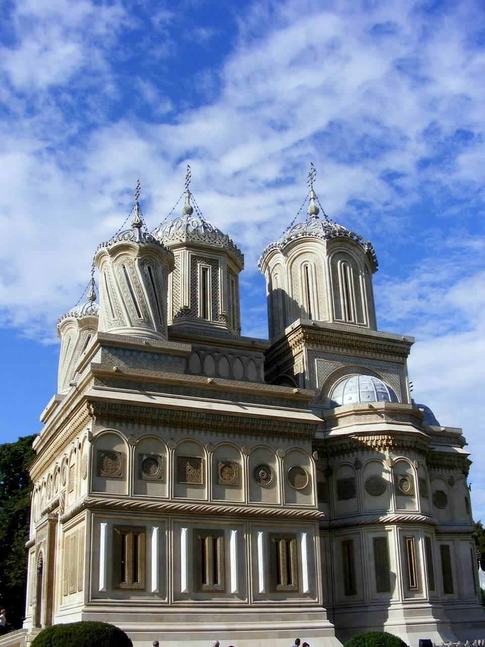Monastère Curtea de Arges