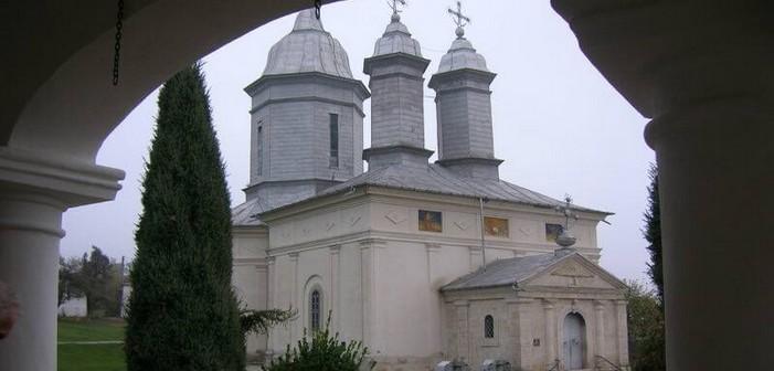 Monastère Ratesti en Roumanie