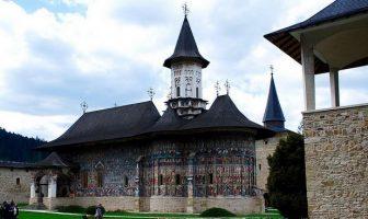 monastère sucevita