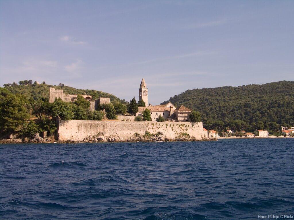 Monastère de Lopud